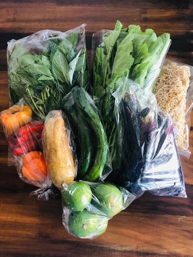 旬のこゆ野菜おまかせコース【6~7種類】※県外発送