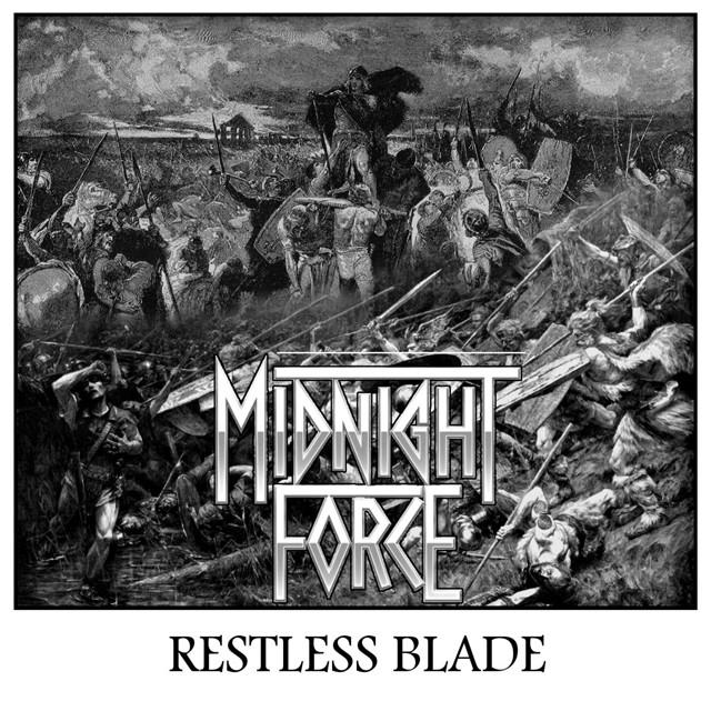 MIDNIGHT FORCE『Restless Blade』MCD