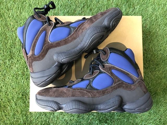 adidas YEEZY 500 HIGH Tyrian FY4269 27cm 150JI8706