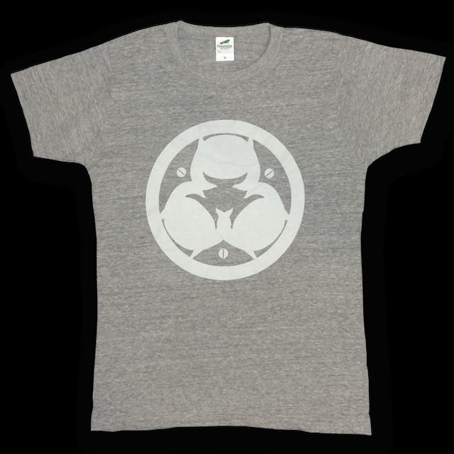「ピノキオピー2015年祭りだヘイカモン」Tシャツ(メンズ/ヴィンテージヘザー) - メイン画像