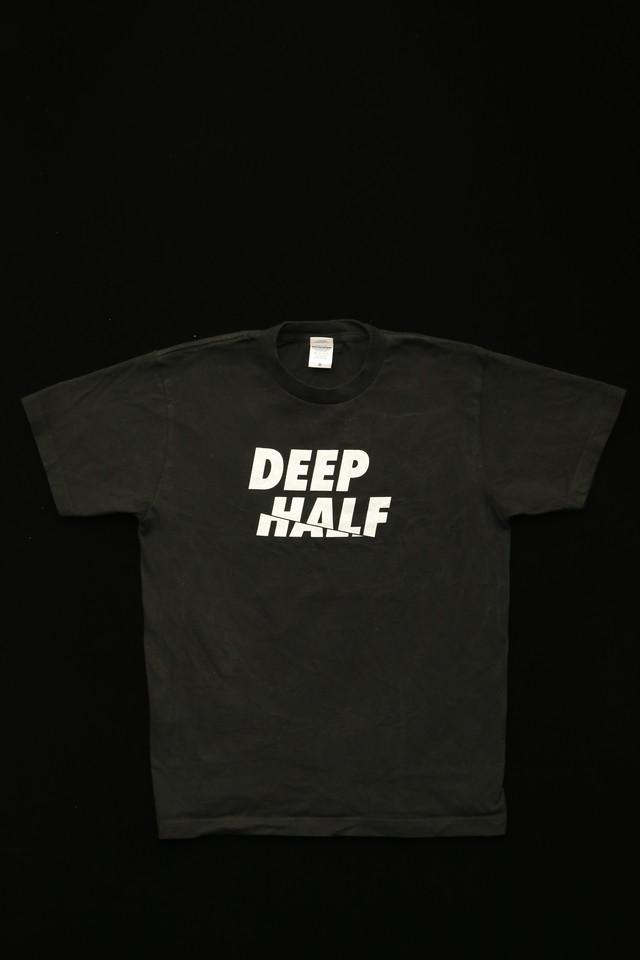 Deep Half T Shirt (Black)
