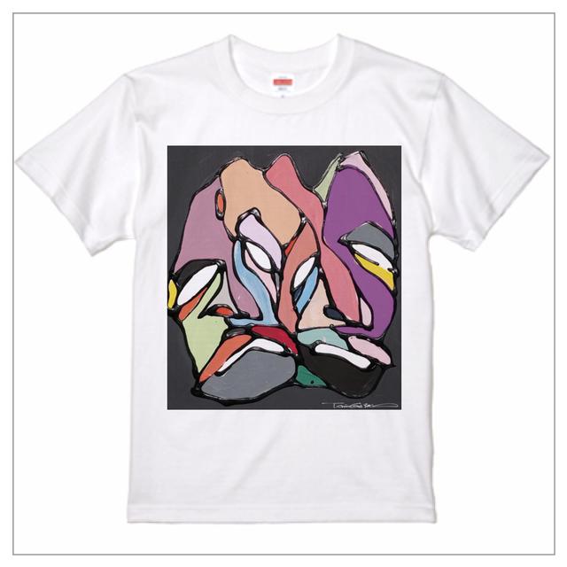 プレミアム印刷 - Tシャツ / aspects-001
