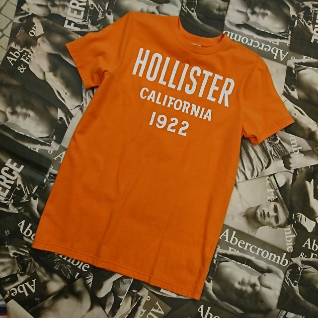 ホリスターメンズTシャツLサイズ
