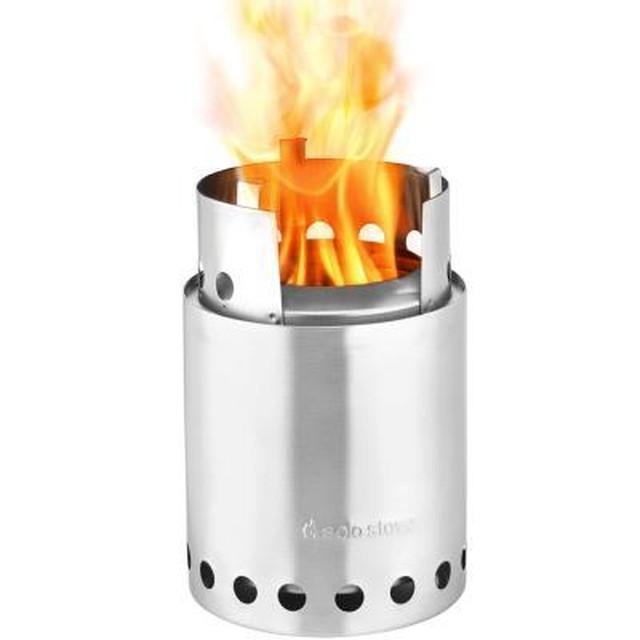 新品 ソロストーブ タイタン 焚き火台 キャンプ ブッシュクラフト