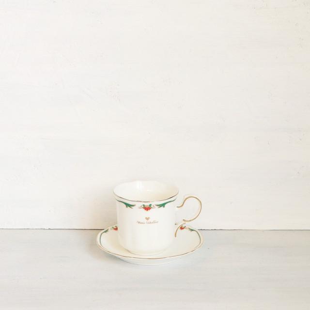 【R-314】MOMOYAMA マリオバレンチノ カップ&ソーサー