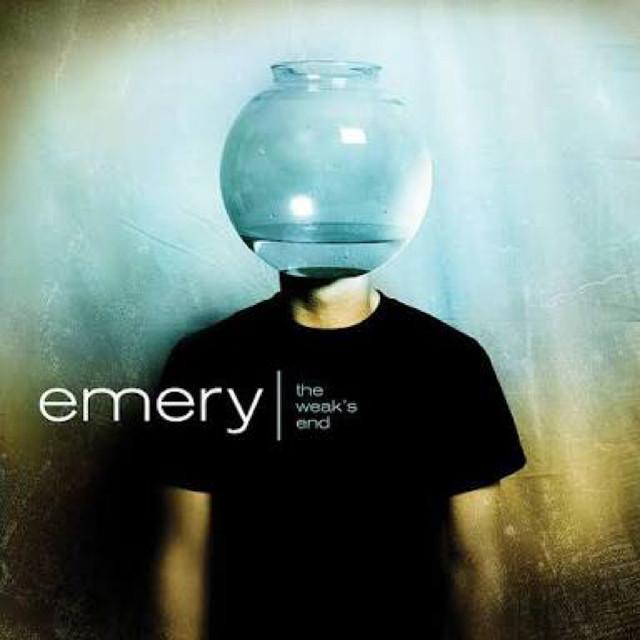 【USED】Emery / The Weak's End