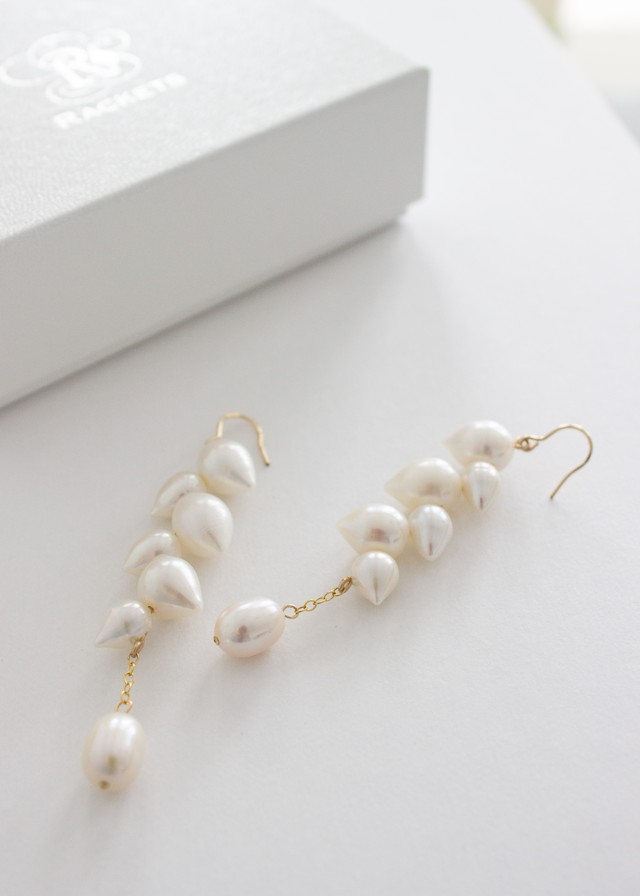 Leaf Pearl Pierce No.98930061