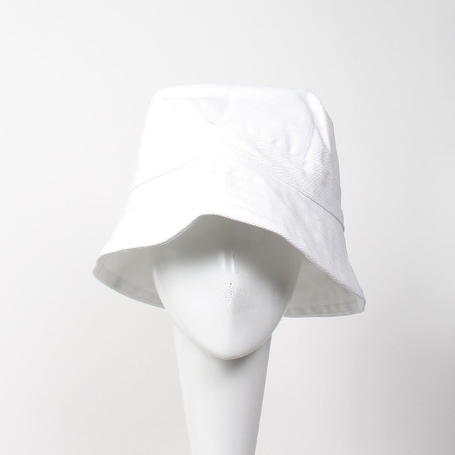Liberal Youth Ministry White Denim Hat