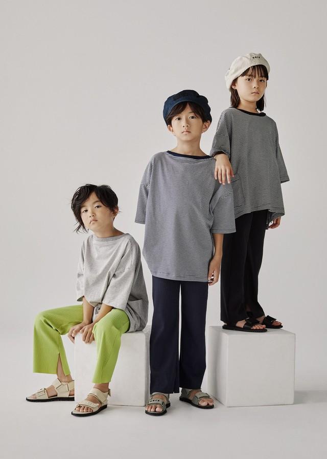 GRIS Rib Pants (Black) M/Lサイズ