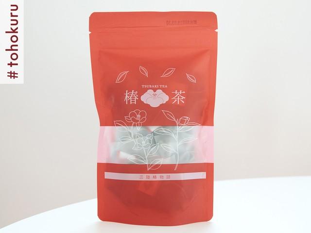 バンザイ・ファクトリー|椿茶ティーバッグ/赤