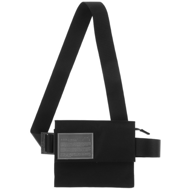 A-COLD-WALL* / HOLSTER BAG WITH ENVELOPE FLAP
