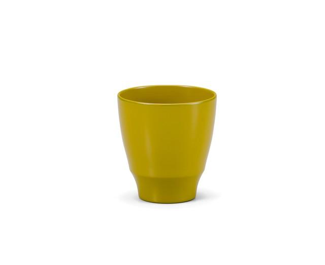 SX-0523 十色のぐい呑み 黄