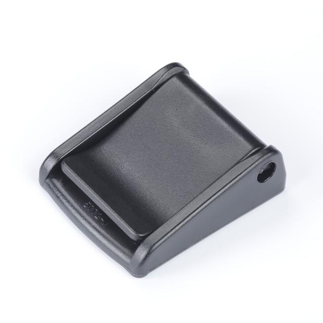 nifco プラスチックカムバックル ST-25 黒