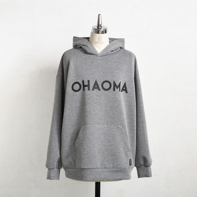 【cielkocka】OHAOMAパーカー