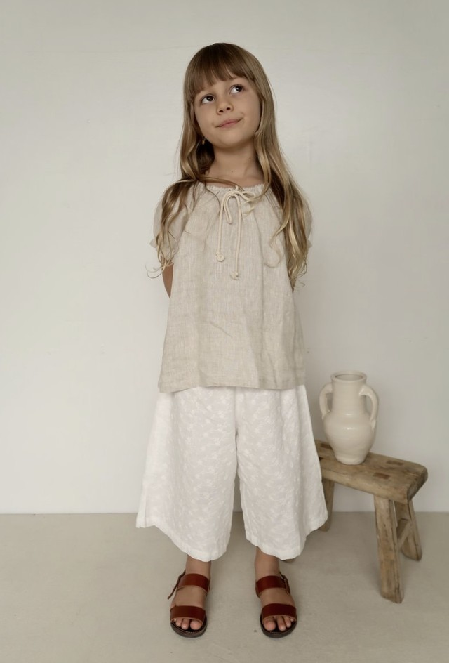 House of paloma/Matisse Pant Blossom Broderie