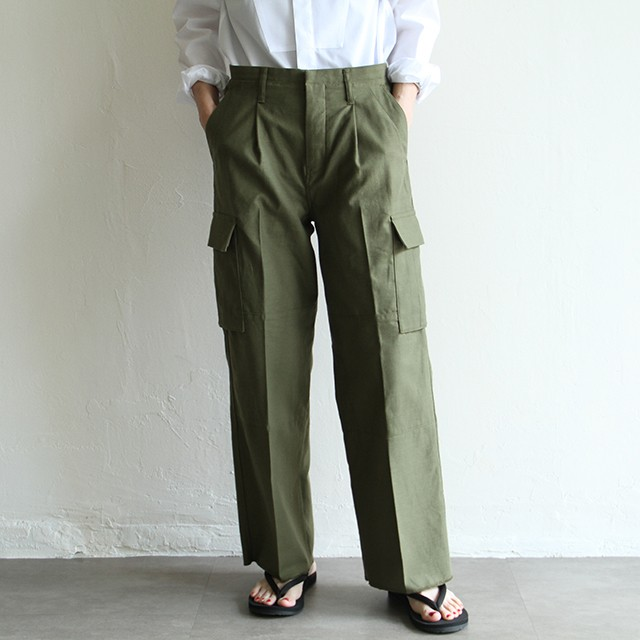 UNION LAUNCH  【 womens 】wool slucks