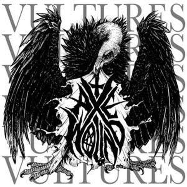 【USED】AXEWOUND / VULTURES