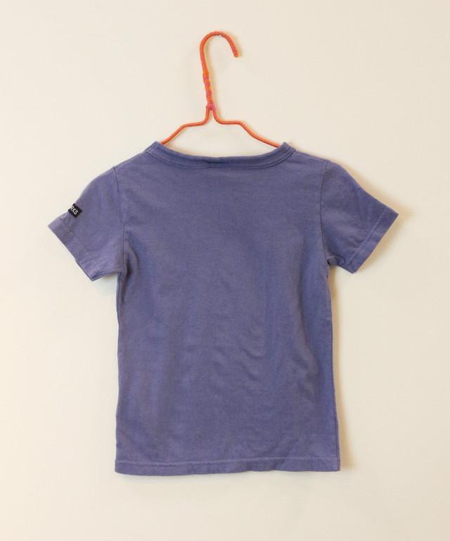 WEB先行販売 ヨットプリント半袖TEE(日本製)