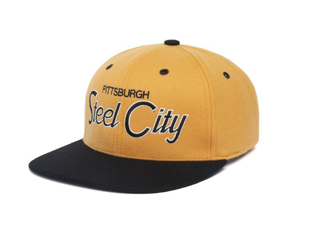 HOOD HAT|Steel City Two Tone