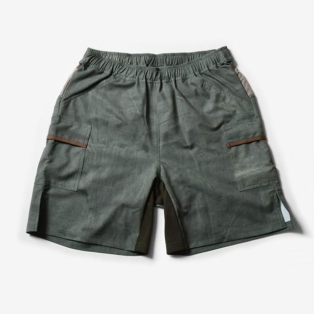 MMA 7pocket Run Pants V3 (Military HB)