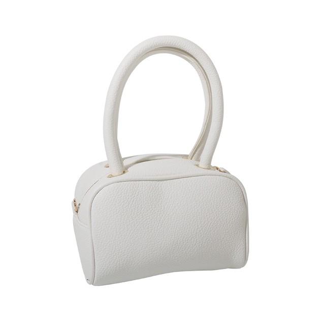 【6/18発売START】White 2way BAG