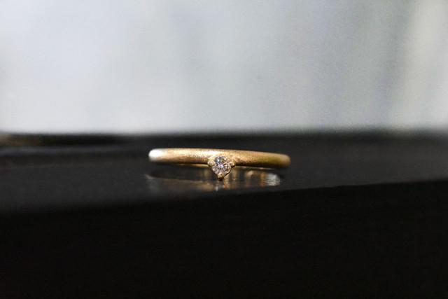 003 Pinky Ring / K18 YG