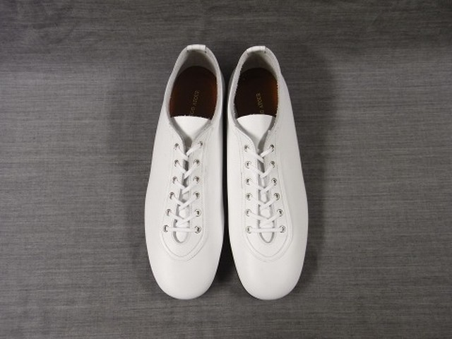 german leather shoes Ⅱ / white