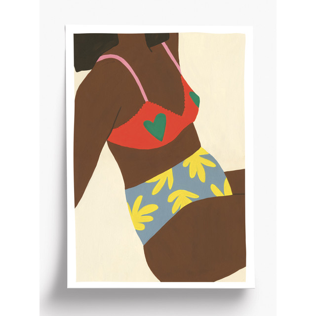 Taxi Brousse - Poster - SUMMER (A3)
