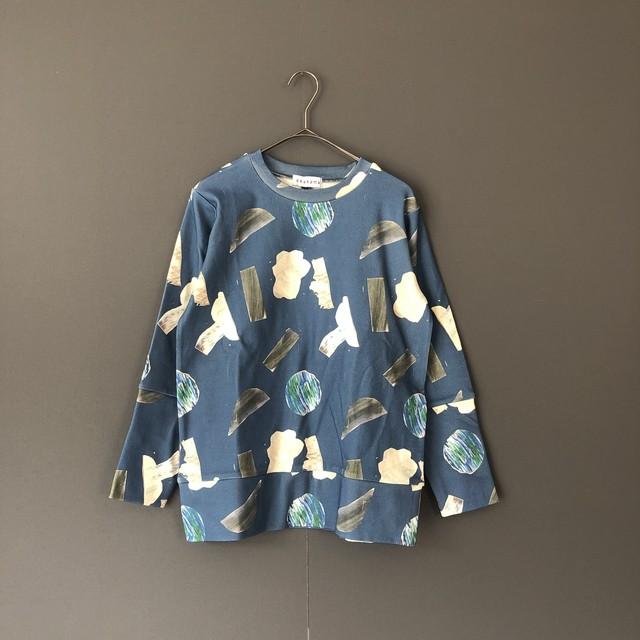 "arkakama  ""SPD L/S   Sweatshirt"" (unchenged) M/L  AKT00038-20aw"