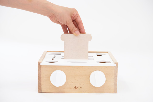 【dou toy】little chef リトルシェフ 木のおもちゃ キッチン おままごと