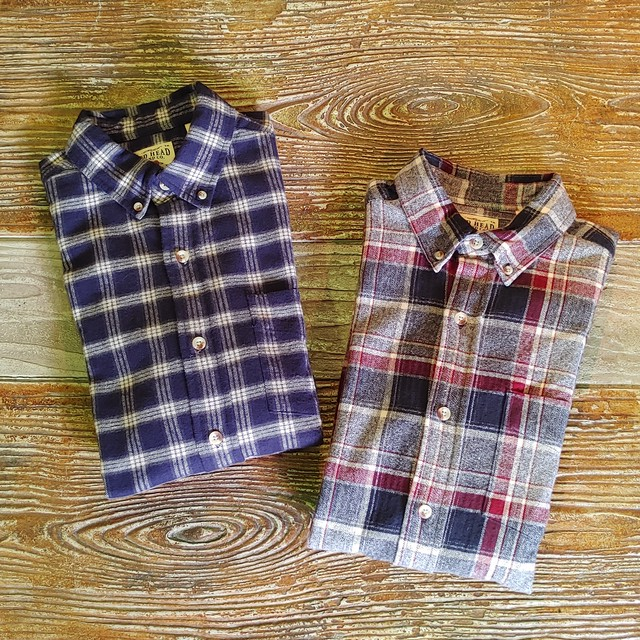 RED HEAD BRAND CO. 【新品】Flannel Shirt