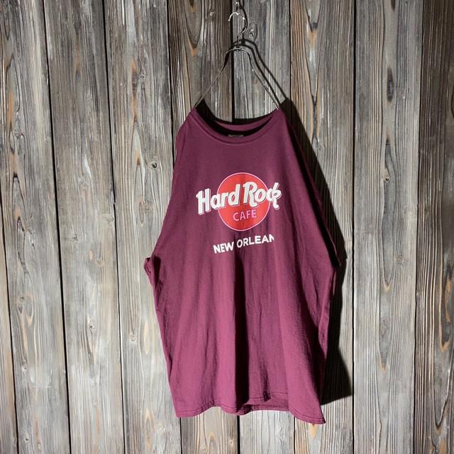 [Hard Rock Cafe]New Orleans Bordeaux T shirt