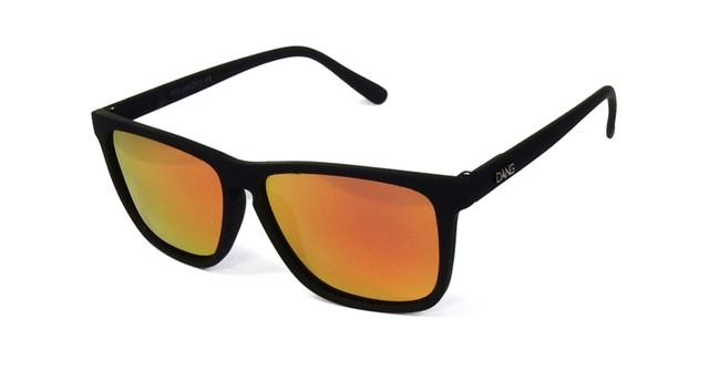 RECOIL Black Soft x RED Mirror Polarized}