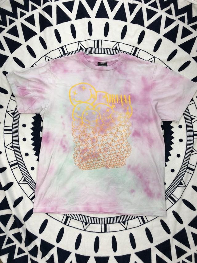 「Many」NIRVANA Tシャツ