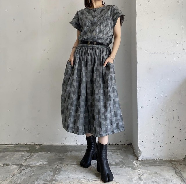 """therese"" vintage dress"