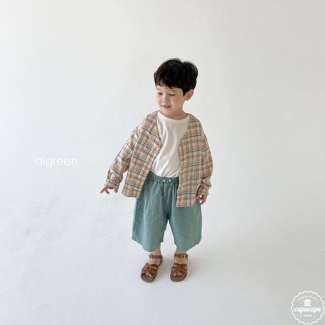 «予約» digreen Sketch shirt  スケッチシャツ