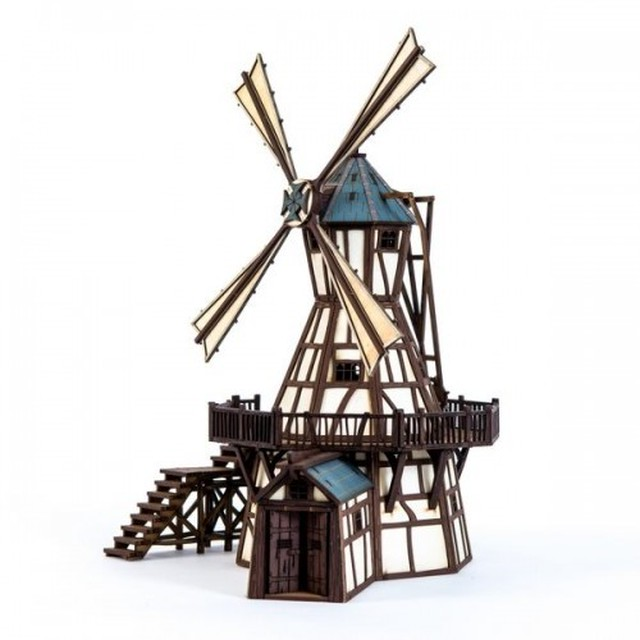 【予約商品】Tueden League Windmill 28S-FAR-127