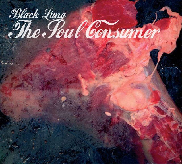 Black Lung - The Soul Consumer.  CD - メイン画像