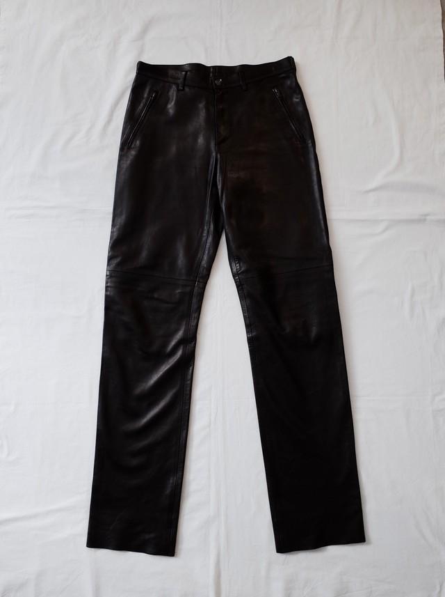 Used PRADA Leather pants