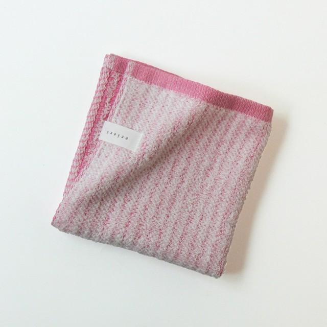 コレダ ウォッシュタオル/ピンク
