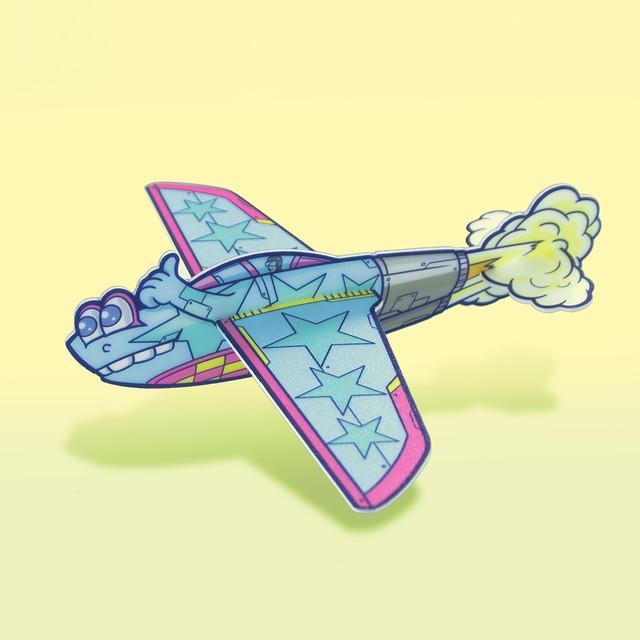 FLYING MONSTER[GOOD BULE]