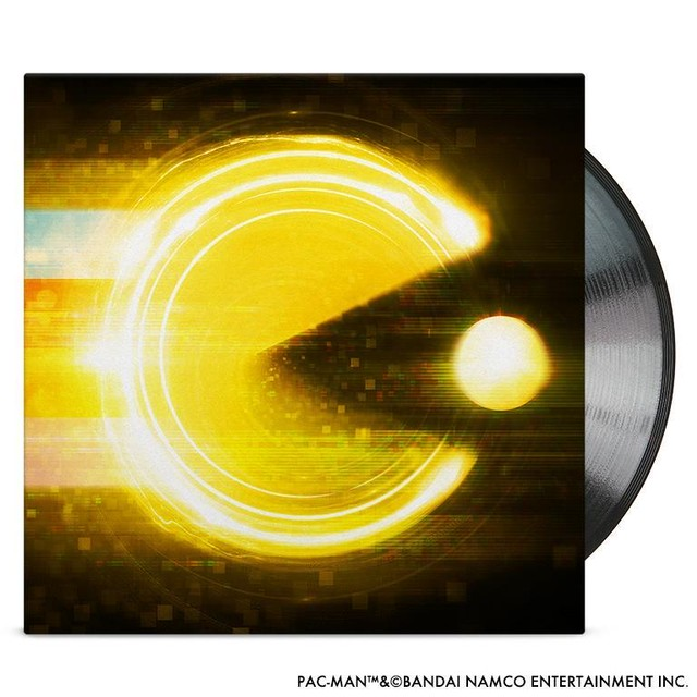 JOIN THE PAC - KEN ISHII FEAT. PAC-MAN【7INCH EP】 / iam8bit