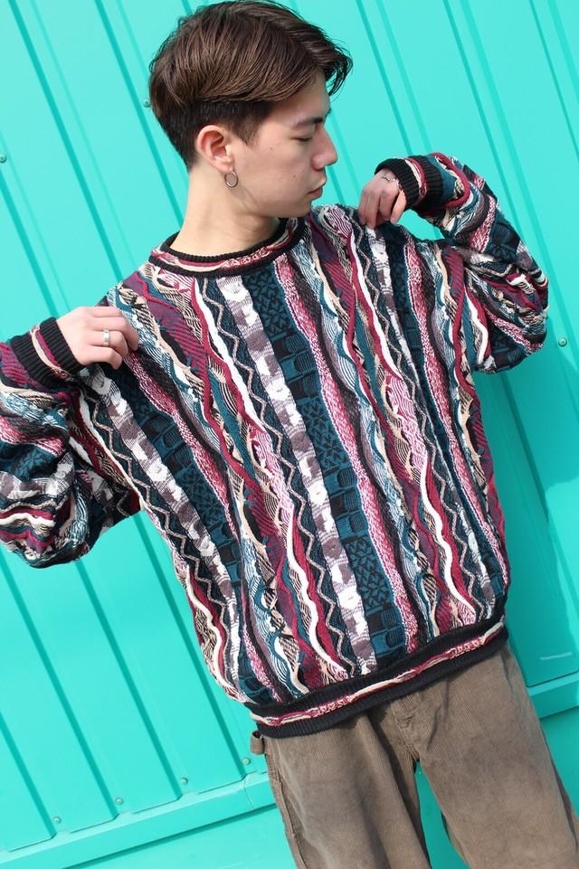 COOGI Like Design Knit