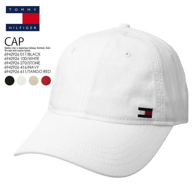 TOMMY HILFIGER 6942926 トミー ヒルフィガー ローキャップ カーブキャップ DAD HAT BILLY CORNER FLAG CAP ユニセックス メンズ レディース/017 BLACK(ブラック)100 WHITE(ホワイト)/ 270(ストーン)/ 416(ネイビー)/ 611(レッド)/ 681(クリスタル ローズ)