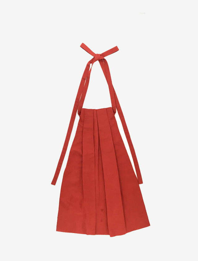 PRADA SKIRT DESIGN ACCESSORY