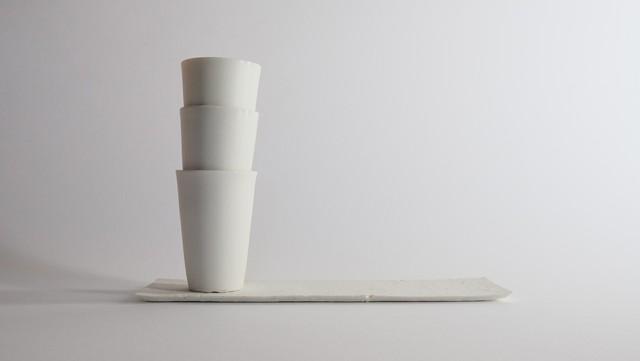 No_39/ ceramic plate /【tsukumo】