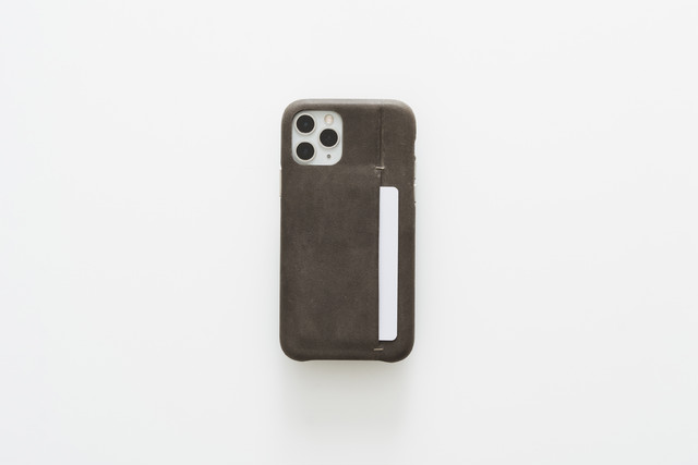 iPhone 11 Pro Card Case / Space Gray