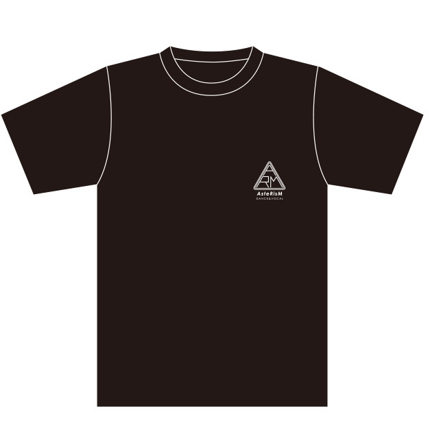 【AsteRisM⁂】AGF★Tシャツ