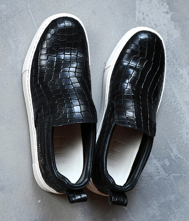 Drape slip-on sneakers / ER9401