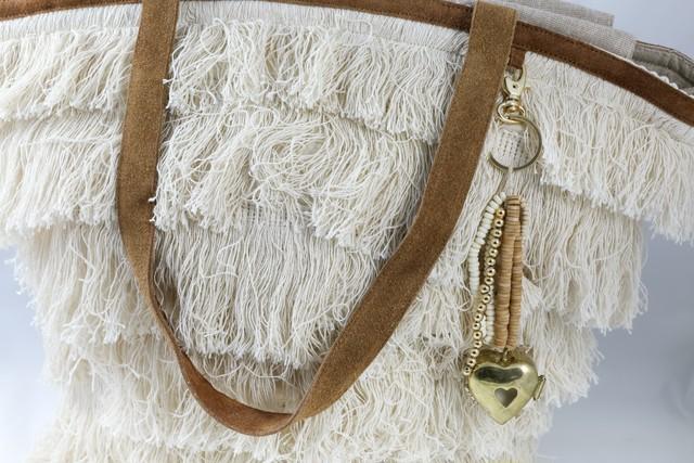 ◇Autour du Parfam◇ Organic Bag オーガニックコットンのトートバッグ